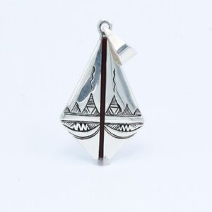 Jewelry - Atlas Mountain Pendant SP0106
